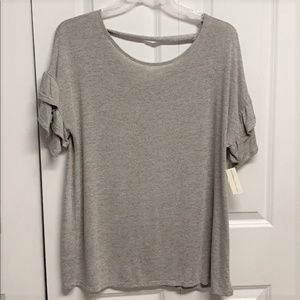 Bobbie Brooks Sweater Size 2XL Gray New